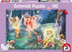 Feentanz. Puzzle 150 Teile