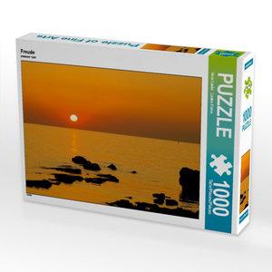 Freude 1000 Teile Puzzle quer