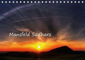 Mansfeld Südharz (Tischkalender 2016 DIN A5 quer)