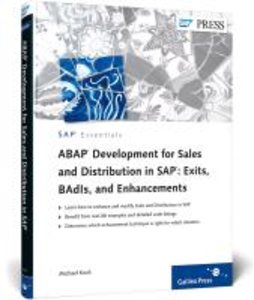 ABAP Development for Sales and Distribution in SAP