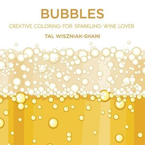 Bubbles: Creative Coloring for Sparkling Wine Lovers