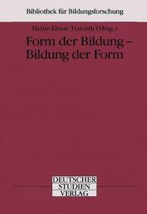 Form der Bildung - Bildung der Form