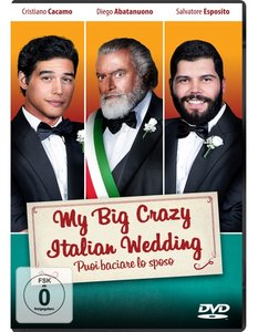 My Big Crazy Italian Wedding, 1 DVD