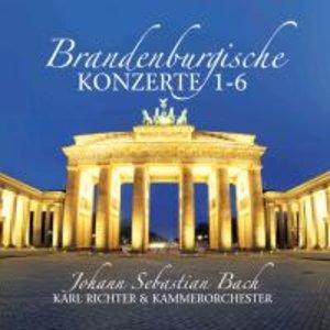 Brandenburgische Konzerte 1-6
