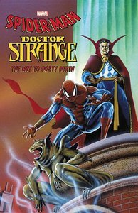Spider-Man / Doctor Strange: The Way to Dusty Death