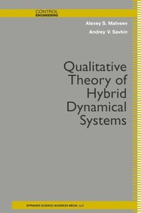 Qualitative Theory of Hybrid Dynamical Systems