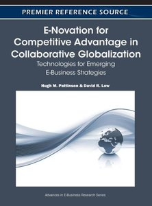 E-Novation for Competitive Advantage in Collaborative Globalizat