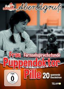 Frau Puppendoktor Pille:Fernsehsprechstunde