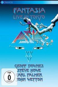 Fantasia-Live In Tokyo