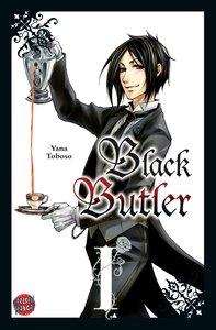 Black Butler 01