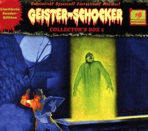 Geister-Schocker Collector\'s Box 5 (Folge 11-13)