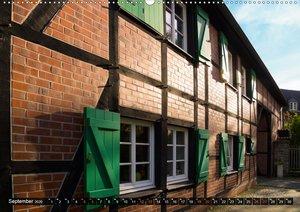 Fachwerkdorf Westerholt (Wandkalender 2020 DIN A2 quer)