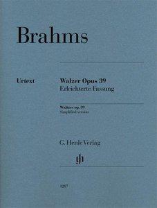 Walzer op. 39