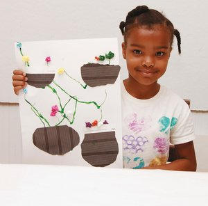 Kunst-Lab für kleine Kinder