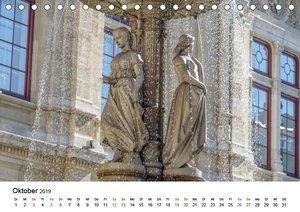 Foto Momente Wien (Tischkalender 2019 DIN A5 quer)