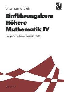 Einführungskurs Höhere Mathematik
