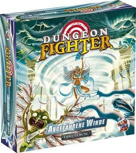 Asmodee HORD0006 - Dungeon Fighter: Abgefahrene Winde, Erweiteru