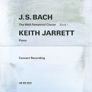 J.S.Bach: The Well-Tempered Clavier,Book I