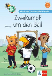 Paule und seine Fußballfreunde - Zweikampf und den Ball