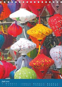 Kaleidoskop Vietnam (Tischkalender 2019 DIN A5 hoch)