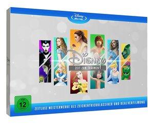Disneys zeitlose Meisterwerke (Animation & Live Action), 12 Blu-