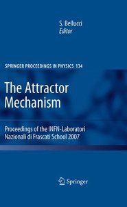 The Attractor Mechanism
