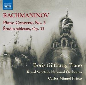 Rachmaninow: Klavierkonzert Nr. 2 / Études-tableaux, Op. 33