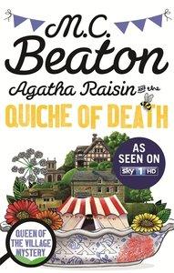 Agatha Raisin and the Quiche of Death. TV Tie-In