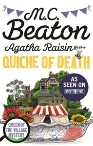 Agatha Raisin and the Quiche of Death. TV Tie-In