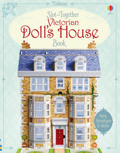 Slot Together Doll's House