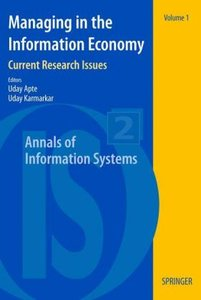 Managing in the Information Economy