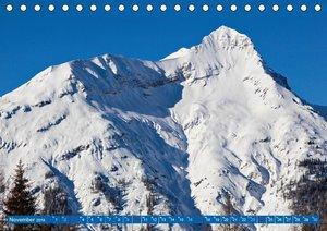 Rund um die Zugspitze (Tischkalender 2019 DIN A5 quer)