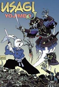 Usagi Yojimbo 12. Unterbrochenes Ritual