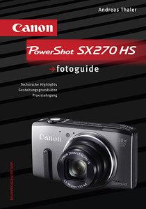 Canon PowerShot SX270 HS fotoguide