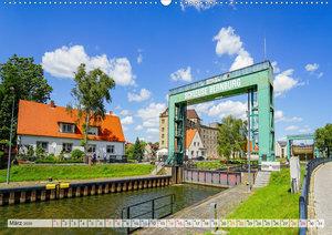 Bernburg Impressionen (Wandkalender 2020 DIN A2 quer)