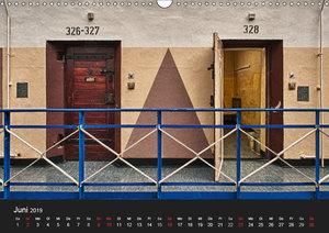 Hinter Gittern (Wandkalender 2019 DIN A3 quer)
