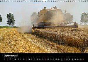 Trecker & Co. bei der Arbeit - Landwirtschaft in Ostfriesland
