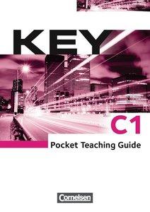 Key C1. Paket für Kursleiter/innen: Kursbuch mit Teaching Guide