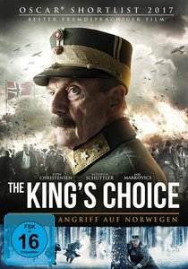 The King\'s Choice-Angriff Auf Norwegen