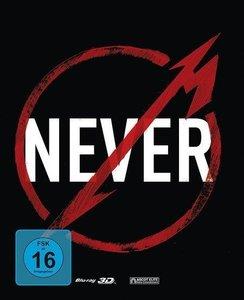 Metallica Through The Never-Blu-ray 3D-Steelbo