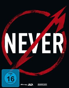 Metallica Through The Never-Blu-ray 3D-Steelbo