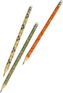 Gefährlich schön Bleistifte in Geschenkschachtel - Motiv Blaue R