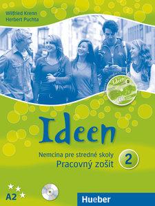 Ideen 2. Arbeitsbuch Slowakei
