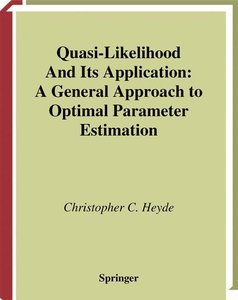 Quasi-Likelihood And Its Application
