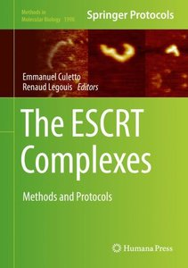 The ESCRT Complexes