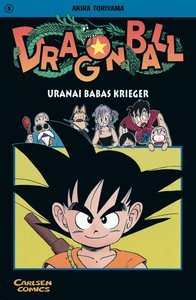 Dragon Ball 09. Uranai Babas Krieger
