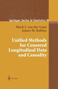 Unified Methods for Censored Longitudinal Data and Causality