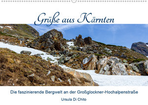 Grüße aus Kärnten (Wandkalender 2020 DIN A2 quer)