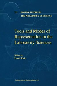 Tools and Modes of Representation in the Laboratory Sciences