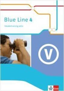 Blue Line 4. Vokabelübungssoftware Klasse 8. Ausgabe 2014